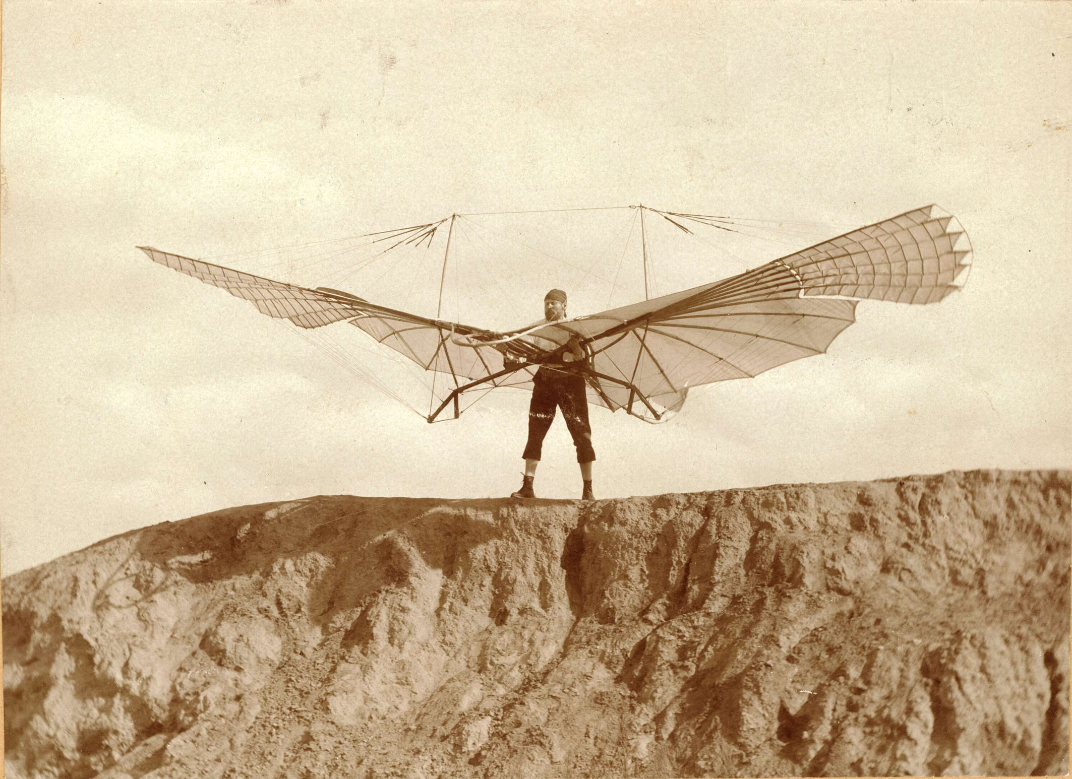 O Otto Lilienthal